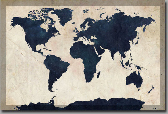 contemporary-artwork-world-map-border
