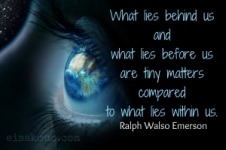 What-lies-before-us- Emerson quote