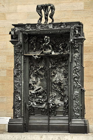 Rodin The Gates of Hell