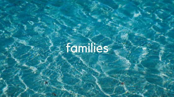 families banner