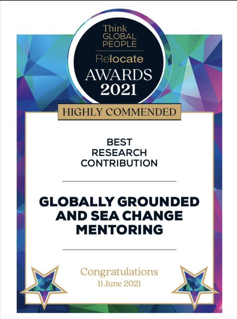 Relocate Global Award